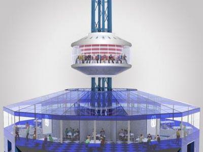 На набережной Десантников в Феодосии хотят установить башню кругового обзора