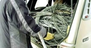 Севастопольские полицейские задержали подозреваемого в краже электропровода