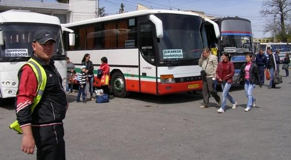 Министерство транспорта Крыма разбирается с недобросовестными перевозчиками