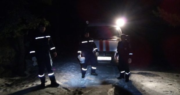 На Ай-Петри заблудились девять туристов