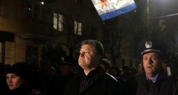Порошенко рассказал о своей поездке в Крым