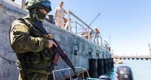 Безопасностью транспортного перехода через Керченский пролив займется Росгвардия