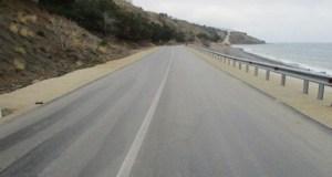 Завершились работы по инженерной защите участков автодороги «Алушта — Судак — Феодосия»