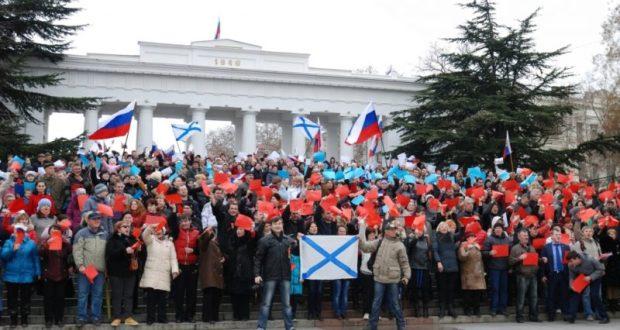 Студенты Севастопольского госуниверситета примут участие в съемках фильма о Русской весне