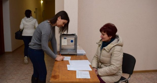 В Симферополе выбирают общественные территории, подлежащие благоустройству