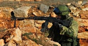 Учения морской пехоты ЧФ на полигонах Крыма