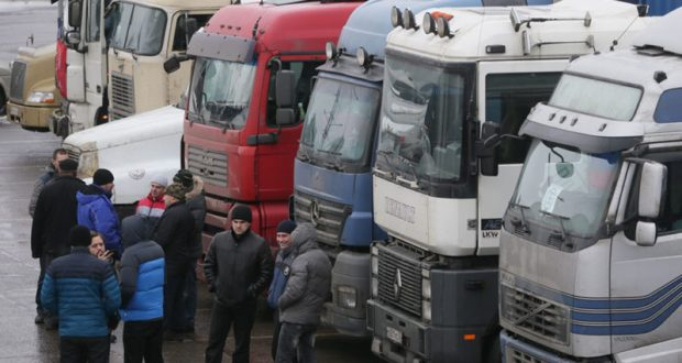 С 18 марта на трассе «Симферополь – Севастополь» начнут взвешивать грузовики