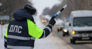 В Первомайском районе Крыма поймали пьяного водителя-«рецидивиста»