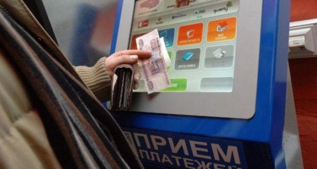 В Симферополе проверяют законность установки платёжных терминалов