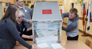 В Крыму и Севастополе (как и по всей России) идет подсчет голосов