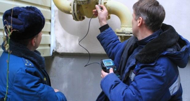 МЧС Крыма проверяет газовое оборудование в многоэтажках