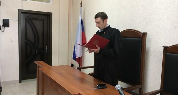 Крымский гарнизонный военный суд отправил на полтора года в колонию контрактника-дезертира