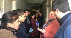 Депутат Госдумы РФ Руслан Бальбек: в Ялте пройдет проверка общежития «Звездочка»