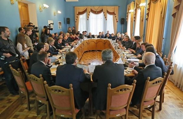 Сергей Аксёнов: совместная работа с РАН даст возможность более эффективно развивать науку в Крыму