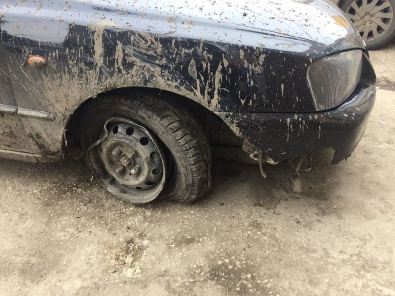 В Керчи по «горячим следам» задержан подозреваемый в угоне автомобиля