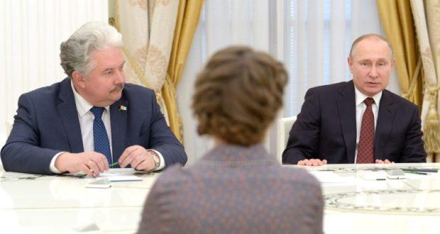 Владимир Путин обозначил главные задачи последующих шести лет работы