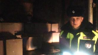 В Крыму инспекторы ГИБДД задержали водителя, перевозящего 3,5 тонны нелегального спирта
