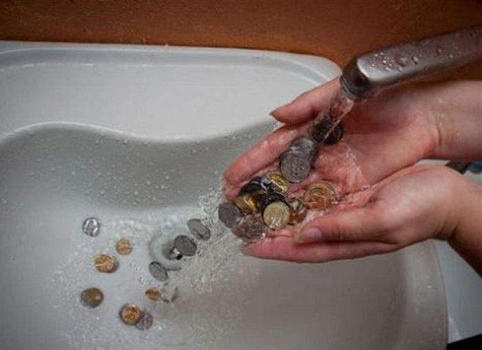 С 1 апреля «Вода Крыма» начнет начислять пеню