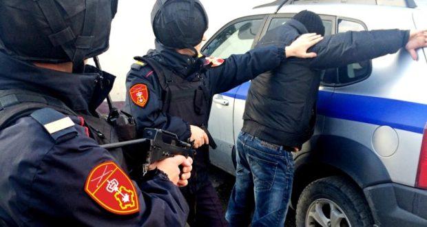 В городе Старый Крым задержан вор, «наследивший» в Астрахани