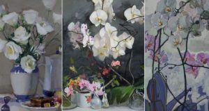 """В Ялте 8 марта откроется художественная выставка """"Конфеты-букеты"""""""