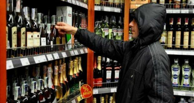 В Севастополе ценитель дорогого алкоголя пошёл на преступление