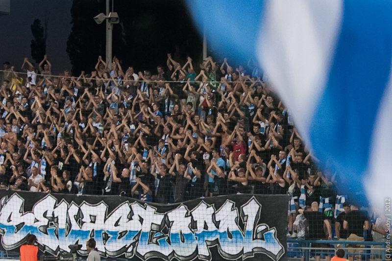 Скандал в крымском футболе. «Просмотрели» болельщиков-хулиганов
