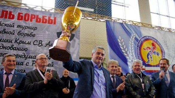 17 марта в Алуште - Всероссийский турнир по греко-римской борьбе
