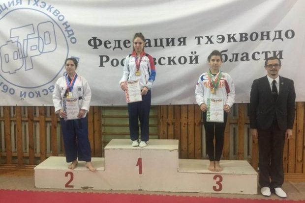 Тхэквондисты Крыма привезли с первенства Южного федерального округа четыре медали
