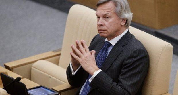 США недовольны визитом Путина в Крым? Российский сенатор Пушков ответил хлёстко