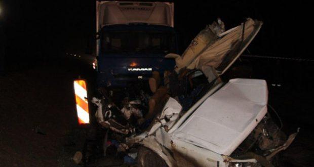 В Крыму ищут свидетелей ДТП с восемью погибшими