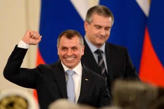 Глава Государственного Совета Республики Крым Владимир Константинов о победе Крымской весны