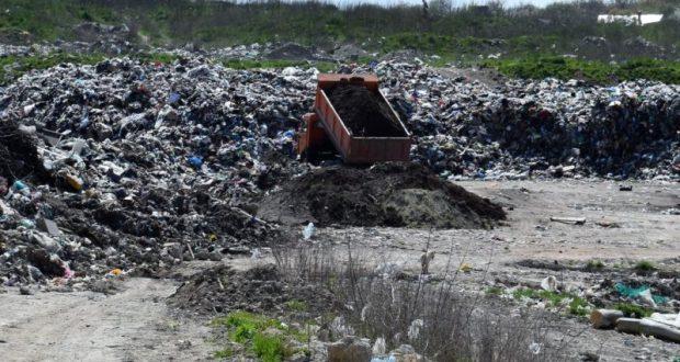 Все пути к мусорному полигону в симферопольской Каменке перекроют
