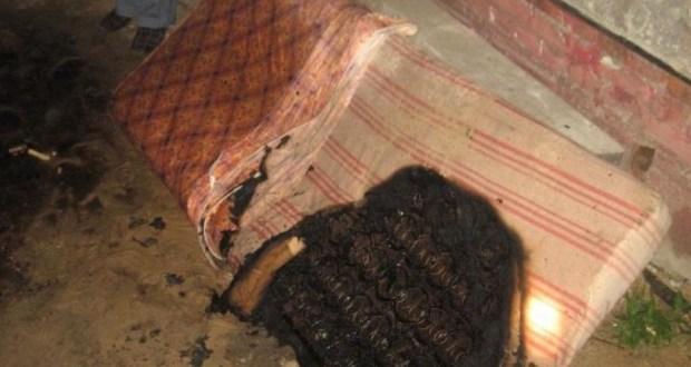 Севастопольские спасатели предотвратили пожар в квартире и спасли одного человека