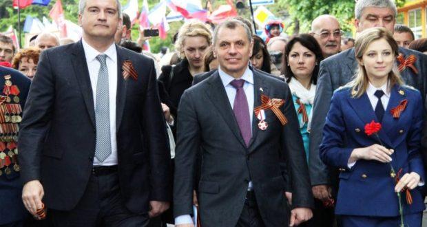 Генпрокуратура Украины вызвала Главу Крыма Сергея Аксёнова в Киев
