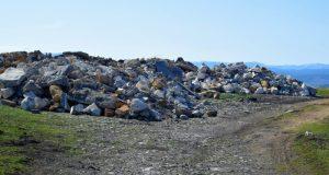 В симферопольском микрорайоне Каменка борются со незаконными свалками