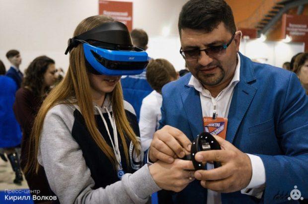 СевГУ представил Крым на Московском международном салоне образования