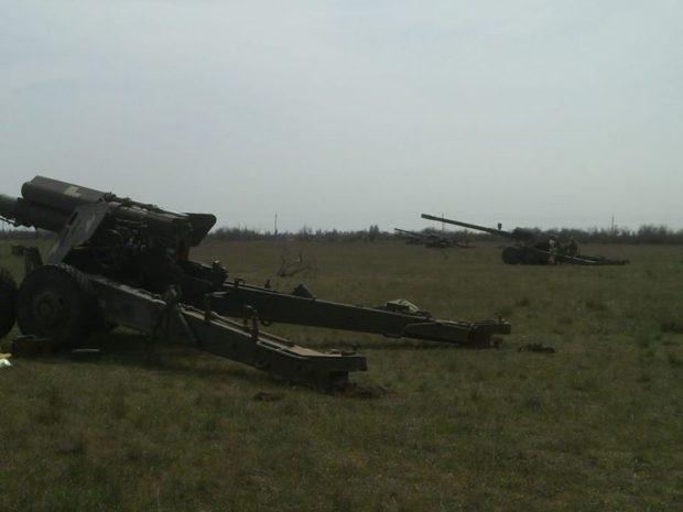 Военно-морские силы Украины постреляли рядом с Крымом. Говорят - удачно
