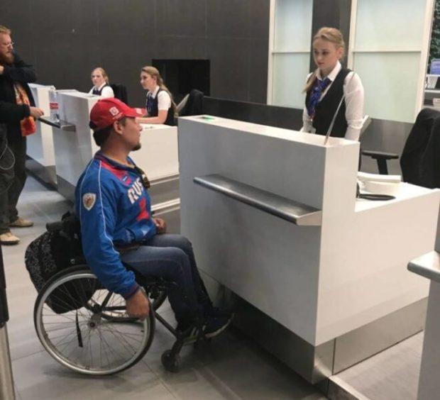 «Доступная среда» в Крыму: пандусы для инвалидов и никаких барьеров