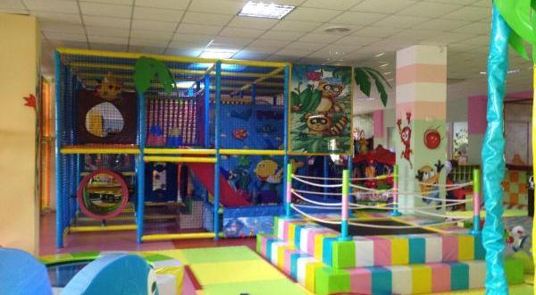 «Первый пошёл». В Симферополе закрыли детскую игровую комнату в ТЦ «Центрум»