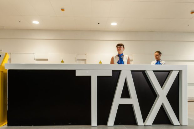 В аэропорту Симферополя появится собственная диспетчерская служба такси