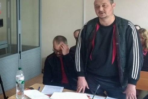 Капитан крымского сейнера «Норд» Владимир Горбенко арестован Херсонским судом до 31 мая