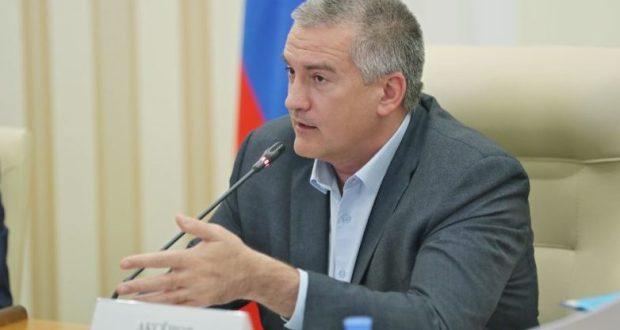 Глава Крыма Сергей Аксёнов в 2017 году не заработал и 3 миллионов рублей