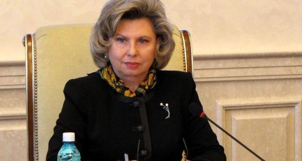 Омбудсмен Татьяна Москалькова просит помочь задержанной на Украине крымчанке Елене Одновол