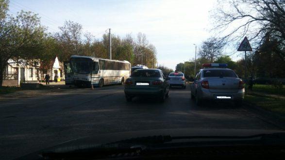 В Крыму за рулем скончался водитель автобуса