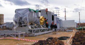 Сакская ТЭЦ в Крыму. Названы окончательные сроки запуска двух мощностей