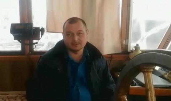 Нашелся капитан захваченного «Норда» Владимир Горбенко. Он – в СБУ и ждет суда