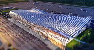 Росавиация разрешила ввод в эксплуатацию нового терминала симферопольского аэропорта