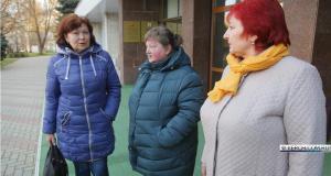 """Жёны рыбаков арестованного """"Норда"""" встретились с главой администрации Керчи"""