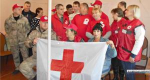 """Волонтёры организации """"Красный Крест"""" в Керчи остались без финансирования"""