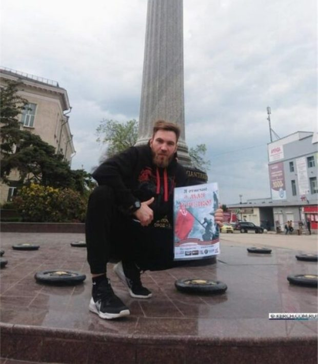Активисты Керчи призывают отметить 9 Мая трезво